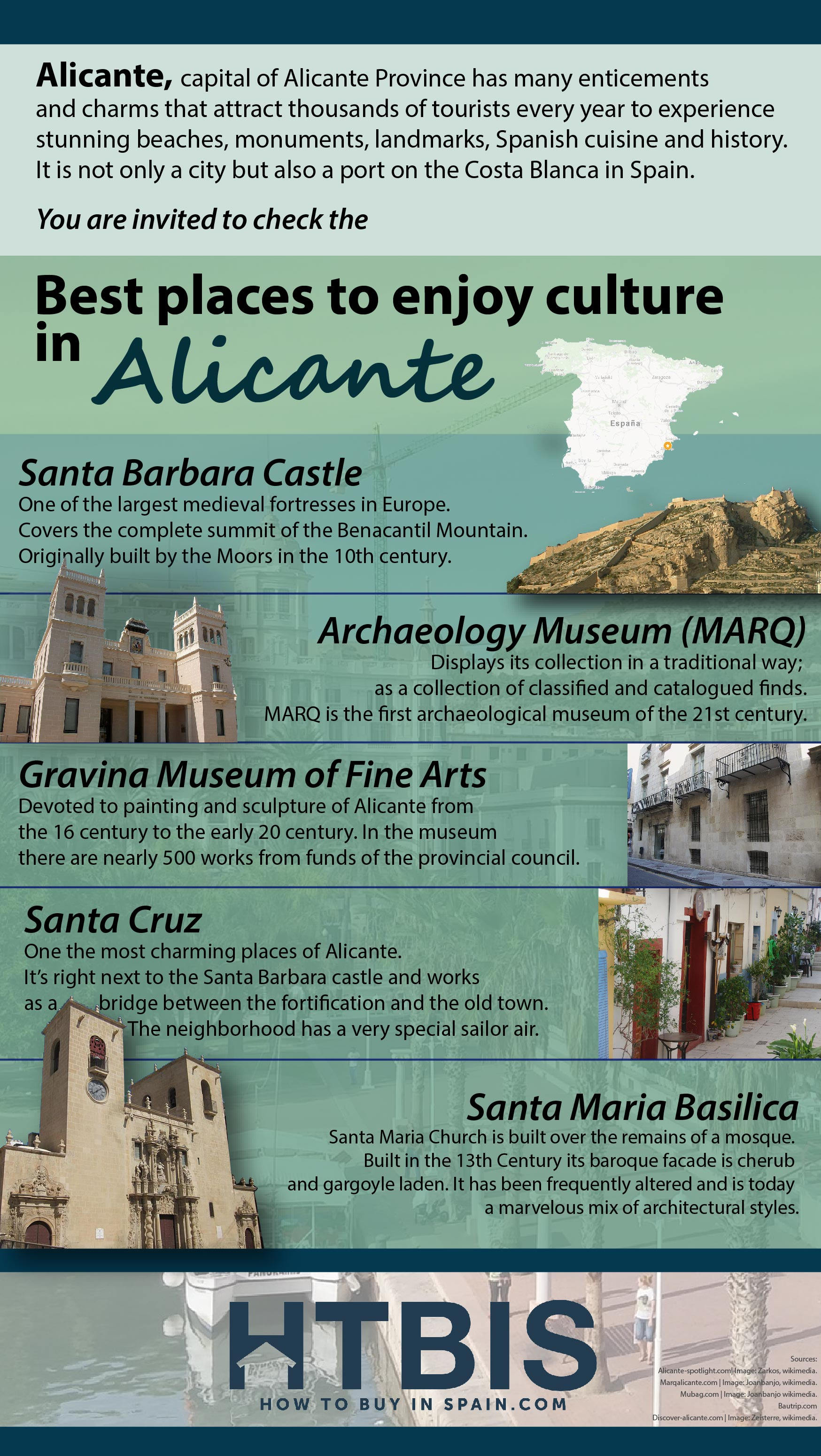 Alicante for Cultural lovers