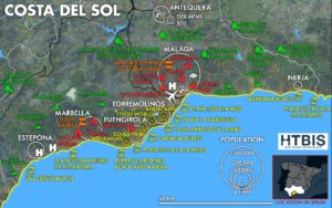 Find all the useful information on the Costa del Sol