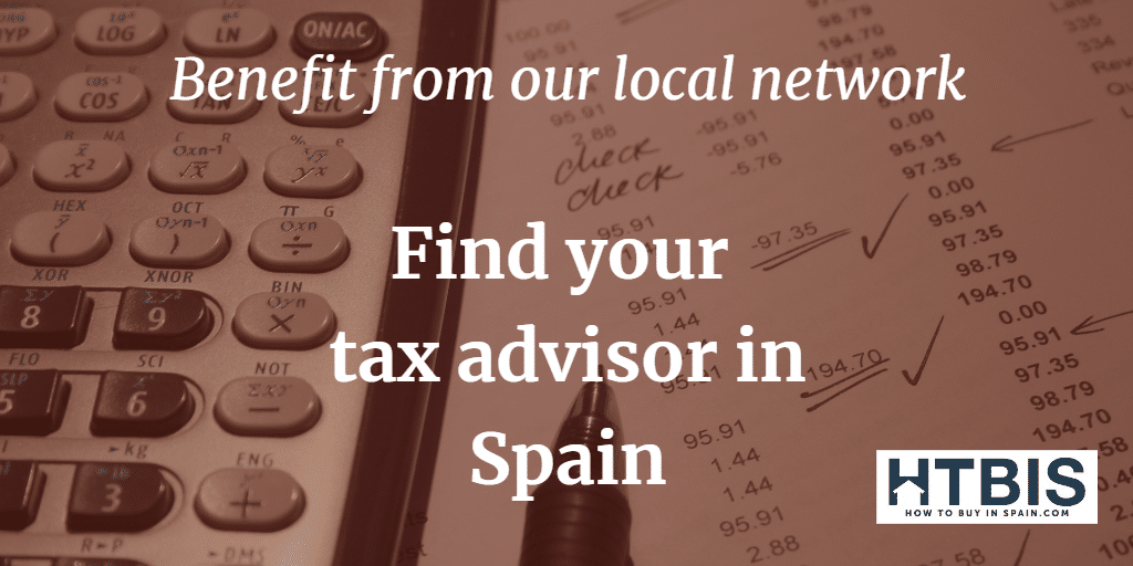 Find your Tax advisor in Spain