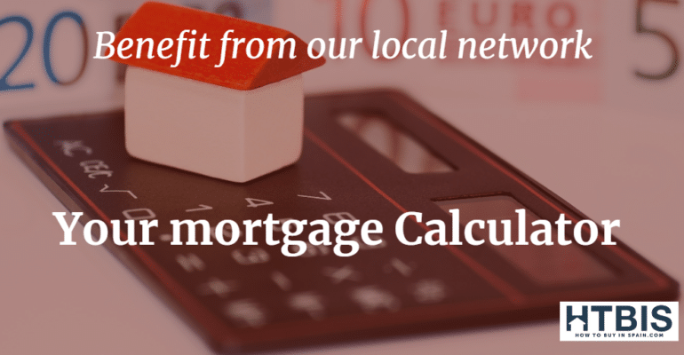 Your mortgage calculator