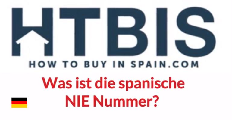 Spanische Nummer
