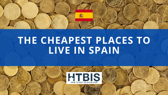 cheapest place to live in Spain