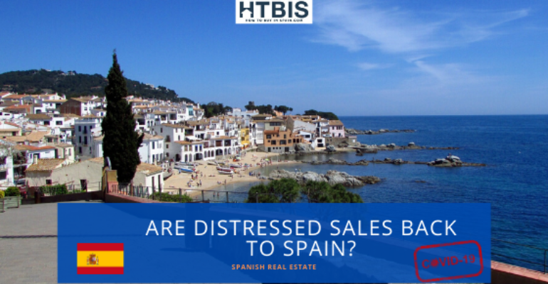 bank repossessed properties Spain