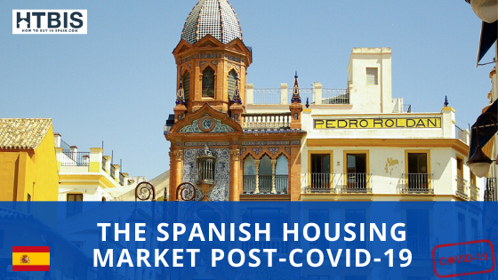 The Spanish housing market post-covid-19