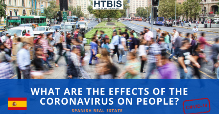 What are the effects of the Coronavirus on people