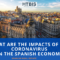 What are the impacts of the Coronavirus on the Spanish Economy