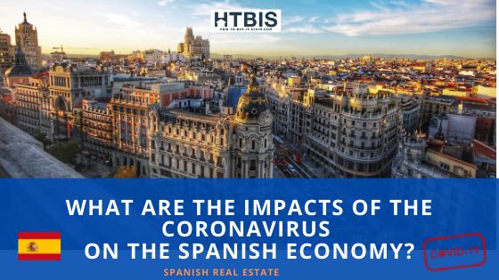 Impacts of Coronavirus on Spanish Economy