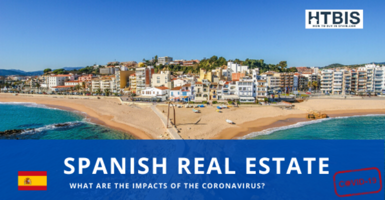 Coronavirus Spanish real estate