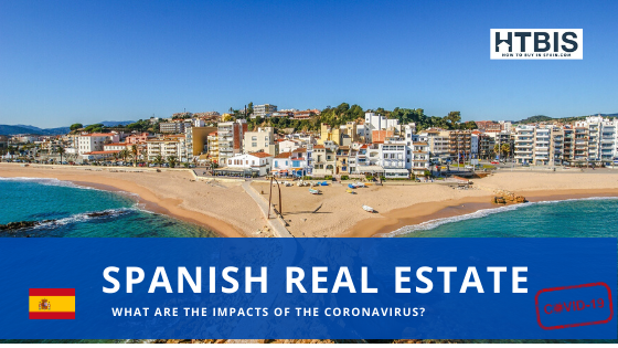 The impacts of the Coronavirus on the Spanish Real Estate