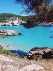 Balearich Islands beach