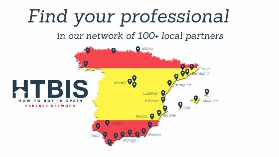 Find your real estate partner in Spain