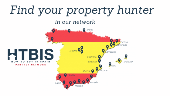 Find your Spanish property hunter