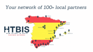 HowtobuyinSpain network of local real estate partners