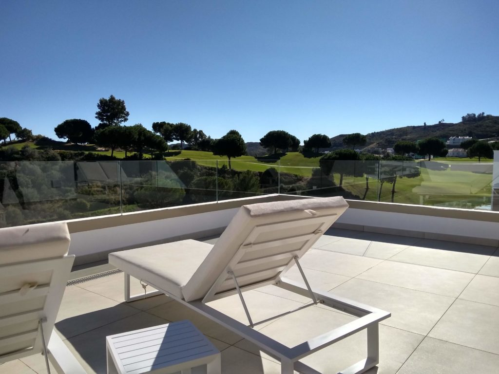 Harmony, the exclusive new build project, in La Cala golf resort, Mijas