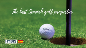 The Best Spanish golf resort properties